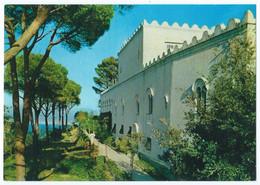 3232 - ANACAPRI (Italie) - Villa San Michele - Jardins - Non écrite -Scan Recto-verso - Italy