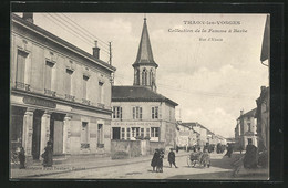 CPA Thaon-les-Vosges, Rue D`Alsace - Thaon Les Vosges