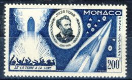 MONACO 1955 MI.522**,YVERT 60** - Ungebraucht