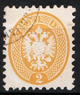 Lombardo Veneto 1864 Sass.41 Usato/Used VF/F - Lombardo-Veneto