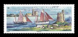 France 2020 Mih. 7631 Saint-Vaast-la-Hougue Commune. Ships MNH ** - Frankreich