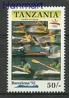 Tanzania 1991 Mi 807 MNH ( LZS4 TNZ807 ) - Tanzania (1964-...)