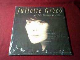 JULIETTE  GRECO  ° JE SUIS COMME JE SUIS  ALBUM DOUBLE   31 TITRES - Spezialformate
