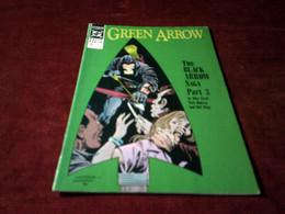 GREEN  ARROW   THE  BLACK ARROW SAGA PART 3 N° 37 LATE 1990 - DC