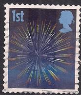 GB 2006 QE2 1st Smilers Fireworks Used 2nd Series SG 2676 ( L1428 ) - 1952-.... (Elizabeth II)