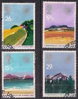 GB 1983 QE2 Set Commonwealth Day Used On Paper ( 1473 ) - 1952-.... (Elizabeth II)