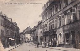 DEP57/005     SAINT AVOLD - France