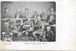 Carte Postale - SMYRNE ( Turquie ) - Bande De Brigands Ziïbecks Capturés - 1900 - Türkei