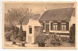 COXYDE-BAINS  Chapellede St Idesbald / KOKSIJDE-BADEN  Kapel Van St-Idesbald. Verplchting 1957. - Koksijde