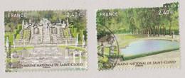 FRANCE 2012 Issu Du Bloc F4663 JARDINS DE France Domaine National De Saint-Cloud  TIMBRE OBLITERE - France