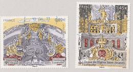 FRANCE 2012 Issu Du Bloc F4708  Orgue De Saint-Jacques De Lunéville   TIMBRE OBLITERE - France