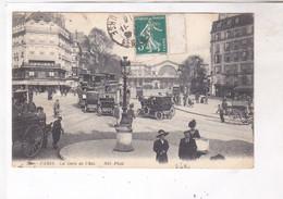 CPA PARIS GARE DE L EST - Métro Parisien, Gares