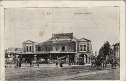 CPA Paris 12e - 29. Gare De La Bastille (56053) - Métro Parisien, Gares