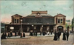 CPA Paris 12e - 237 Gare De Vincennes (Bastille) (56062) - Métro Parisien, Gares