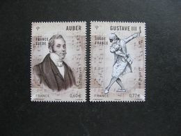 TB Paire N° 4706 Et N° 4707, Neufs XX. - Frankreich