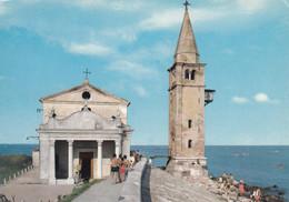 AK- Italien - CAORLE - Spazierer Bei Der Engeljungfrau - Venezia