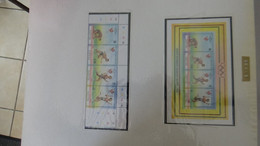 L38 Thématique (timbres/blocs**) Jeux Olympiques Séoul/Calgary En Plusieurs Pays TOME 4 : De N à Z A Saisir !!! - Collections (with Albums)