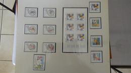 L41 Thématique (timbres/blocs**) Jeux Olympiques Lillehammer 1994 En Plusieurs Pays  A Saisir !!! - Collections (with Albums)