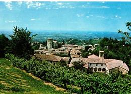 ASOLO - PANORAMA DALLA ROCCA DEL COLLEGIO S. LUIGI (TV) - Treviso