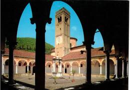 ABBAZIA DI PRAGLIA - CHIOSTRO PENSILE - (PD) - Padova
