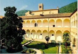 ABBAZIA DI PRAGLIA - CHIOSTRO DOPPIO - (PD) - Padova