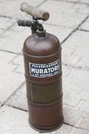 Pulvérisateur Cuivre à Haute Pression à Piston Muratori - Technical
