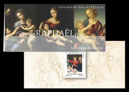 France 2020 Mih. 7582 (Bl.469) Madonna Of Loreto. Painting Of Raphael MNH ** - Frankreich