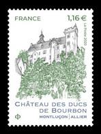 France 2020 Mih. 7737 The Dukes Of The Bourbon Castle In Montluçon MNH ** - Frankreich