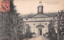 17-SAINT JEAN D ANGELY-N°3822-E/0177 - Saint-Jean-d'Angely