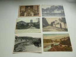 Lot De 60 Cartes Postales De Belgique         Lot Van 60 Postkaarten Van België  - 60 Scans - 5 - 99 Postcards