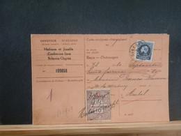 80/449  CARTE RECEPISSE  SCLESSIN - 1921-1925 Petit Montenez