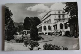 Divonne Les Bains Le Casino Et Ses Jardins Fleuris 1969 NB Glacee - Divonne Les Bains