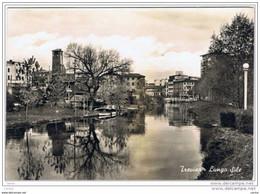 TREVISO:  LUNGO  SILE  -  FOTO  -  FG - Treviso