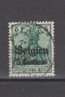 COB 2 Oblitération Centrale GILLY - Weltkrieg 1914-18