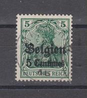 COB 2 Oblitération Centrale MARBEHAN - Weltkrieg 1914-18