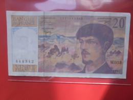 FRANCE 20 FRANCS 1997 Circuler (B.20) - 1962-1997 ''Francs''