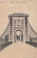 N°5071 R -cpa Mer -le Pont Sur La Loire- - Puentes
