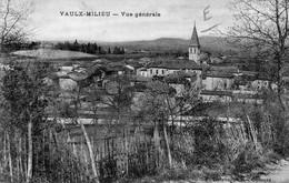B71095 Cpa  Vaulx Milieu - Vue Générale - Sonstige Gemeinden
