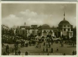 MILANO - FIERA CAMPIONARIA - PADIGLIONE DELL'IRPINIA E DELLA FRANCIA - 12-27 APRILE 1927 (BG6282) - Milano (Milan)