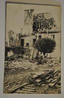 19 Correze Egletons Carte Photo Maison Detruite Bombardements - Egletons