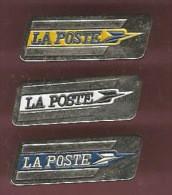 39063-lot De 3 Pin's.la Poste.PTT. - Post
