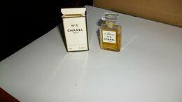 "Miniature Chanel   "" N°5  ""  Eau De Parfum - Miniaturen Damendüfte (mit Verpackung)"