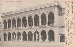 Italy - Padova - Loggia Amulea - Maestri - Padova