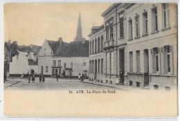 Ath : La Place Du Nord - Ath