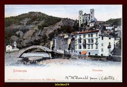 1900 C. Italie Italia Cartolina DOLCEACQUA (IM) Panorama Non Viaggiata Carte - Other Cities