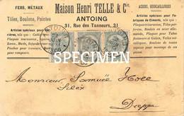 Maison Henru Telle & Co Rue Des Tanneurs - Antoing - Antoing