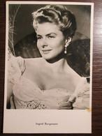 Ingrid Bergman - Swedish Actress - Mujeres Famosas
