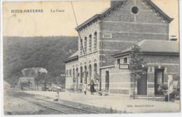 Hour-Havenne : La Gare - Non Classés