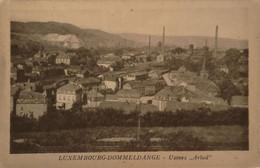 Dommeldange  (Luxembourg) Usine Arbed  1945 - Other