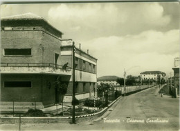 TRECENTA ( ROVIGO ) CASERMA CARABINIERI - EDIZIONE BOLOGNINI - SPEDITA 1957 (BG6291) - Rovigo